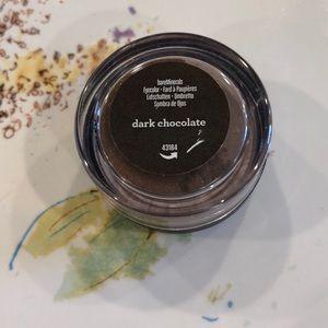 Bare Minerals Eyeshadow in Dark Chocolate